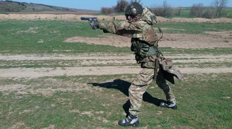 20170411_111610 На полигоне возле Рени пограничники и полиция проводят совместные учения по снайперской подготовке