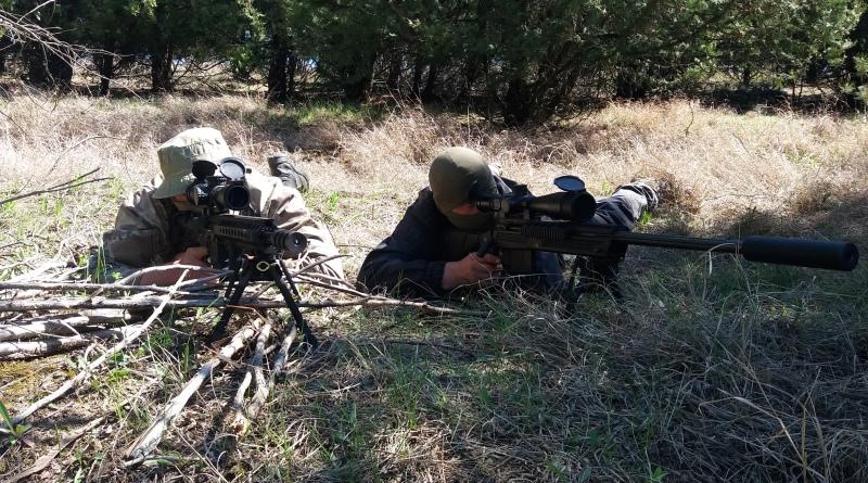 20170411_120049 На полигоне возле Рени пограничники и полиция проводят совместные учения по снайперской подготовке