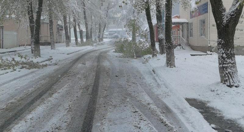 23523 Арциз заметает снегом