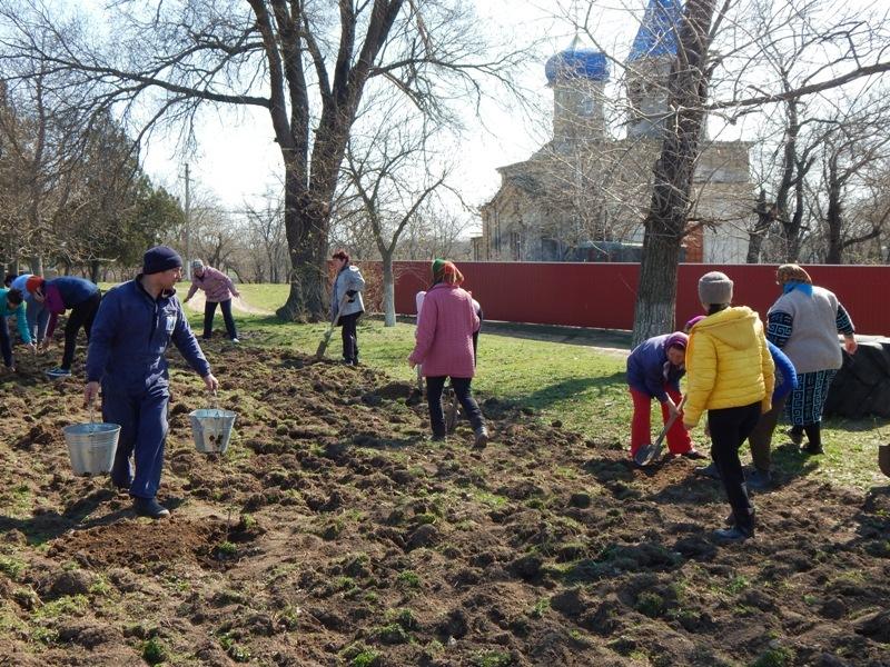 31 Измаильский р-н: в селе Каланчак создают новый Молодежный парк
