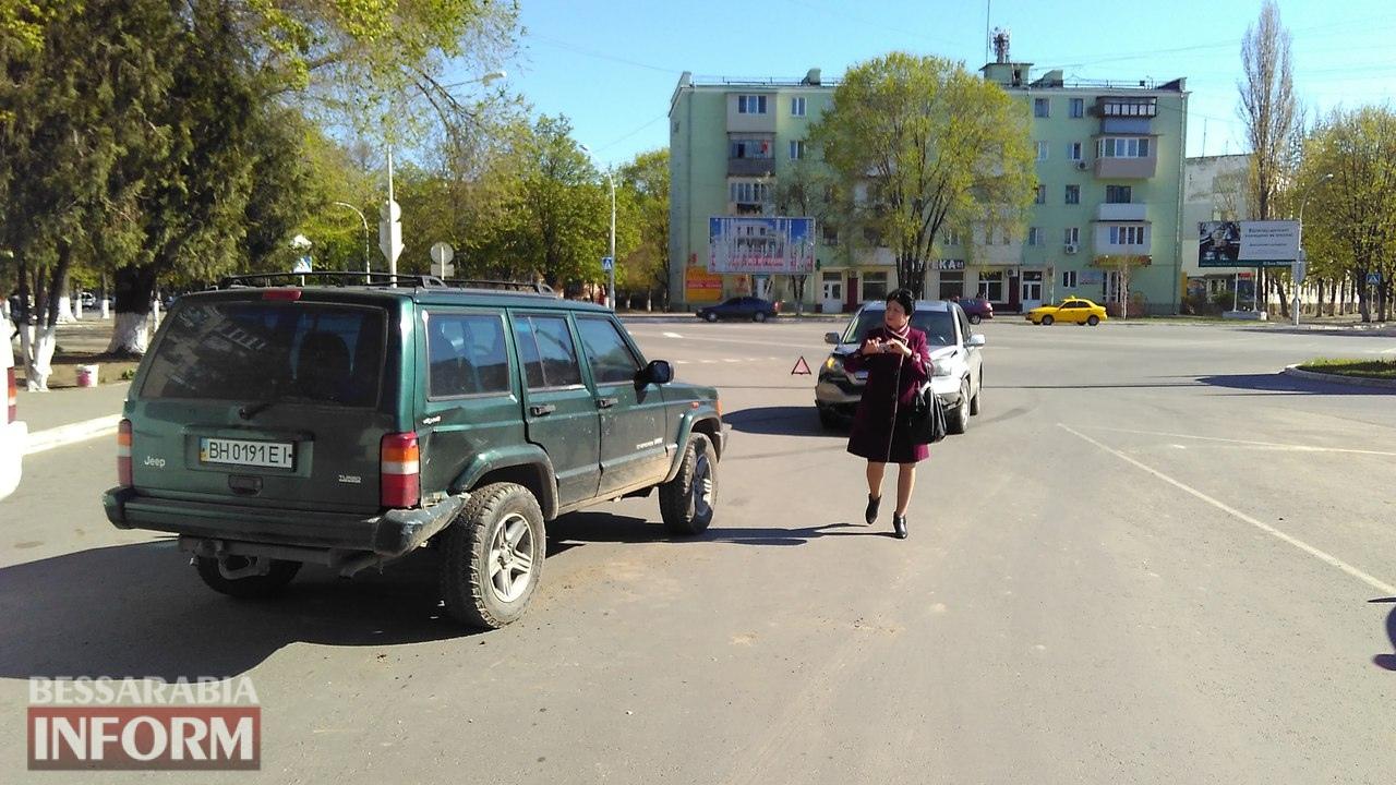 58eb8adf9b045_kFfTWLfwSmE ДТП на площади Мира в Измаиле: Honda не пропустила Jeep Cherokee