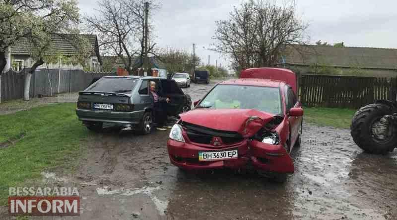 ДТП в Измаильском районе: в Муравлевке водитель не вписался в крутой поворот и врезался в дерево