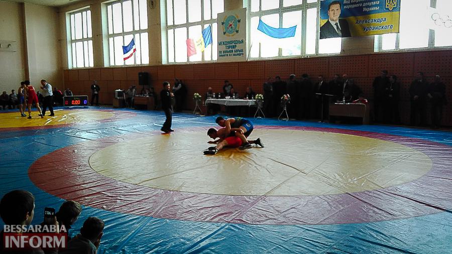 78l6AObHYO8 В Измаильском районе прошел крупный Международный турнир по вольной борьбе