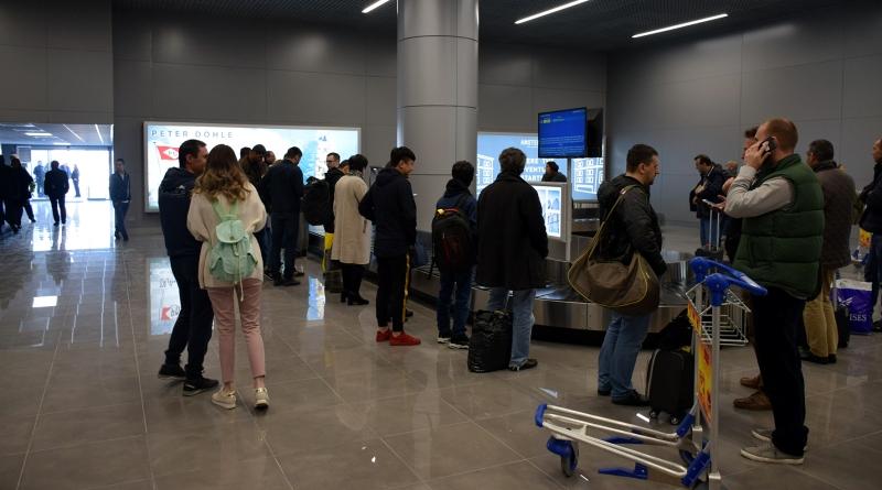 В одесском аэропорту открыли новый терминал