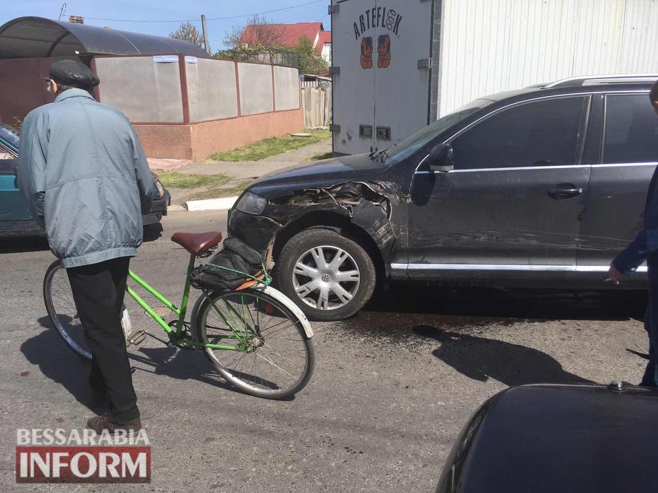 DTP-v-Izmaile-1 Измаил: на Белгород-Днестровской произошло тройное ДТП
