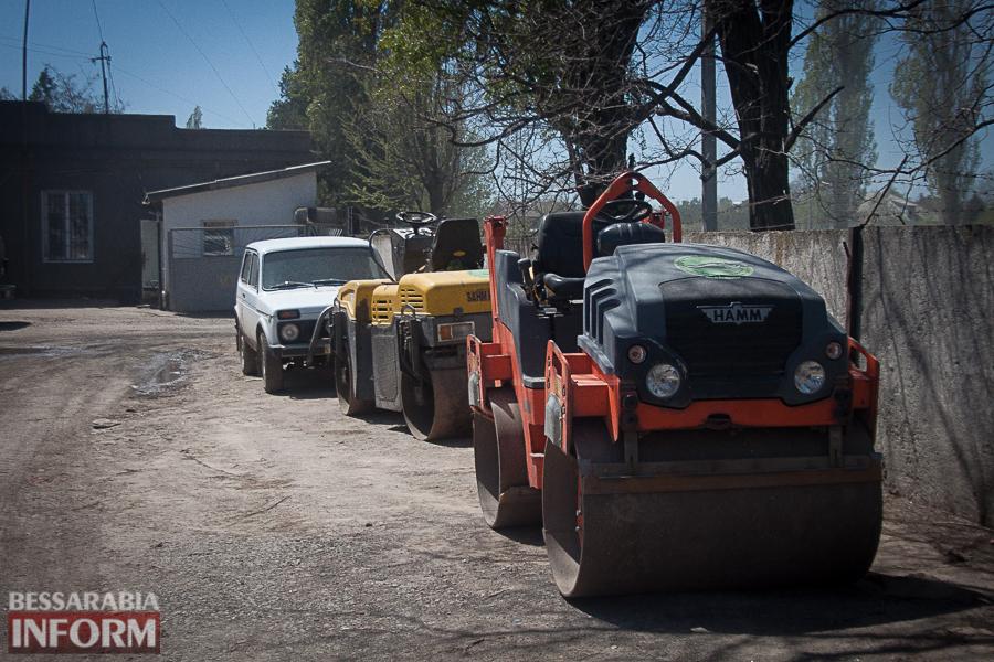 """IMG_0077 Как восстанавливают дороги в Бессарабии: эксклюзивный репортаж о работе компании """"Евродор"""""""