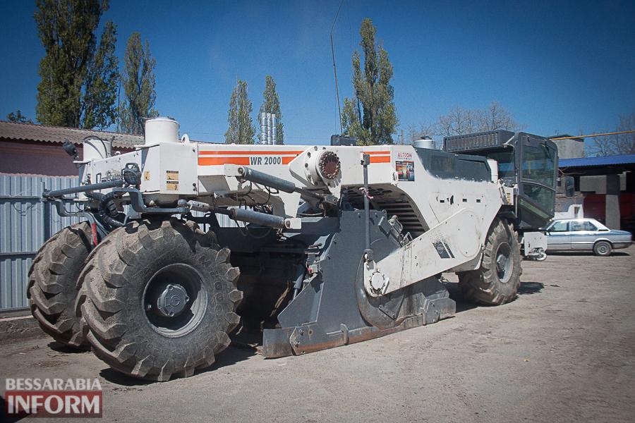 """IMG_0081 Как восстанавливают дороги в Бессарабии: эксклюзивный репортаж о работе компании """"Евродор"""""""