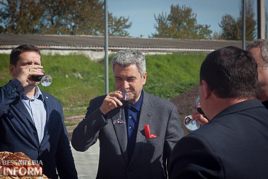 IMG_0275 Эпохальное событие для Измаильского р-на: в Каменке открыли первую линию розлива вин
