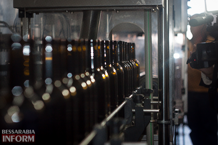IMG_0282 Эпохальное событие для Измаильского р-на: в Каменке открыли первую линию розлива вин