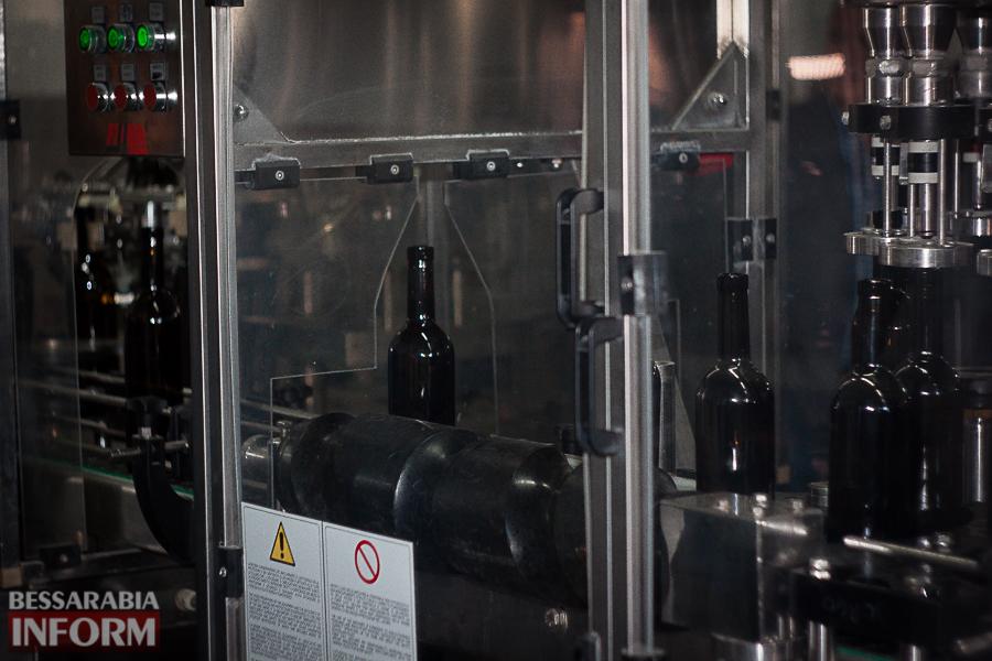 IMG_0291 Эпохальное событие для Измаильского р-на: в Каменке открыли первую линию розлива вин