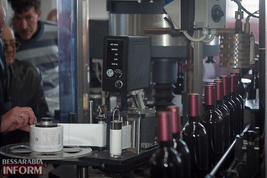IMG_0301 Эпохальное событие для Измаильского р-на: в Каменке открыли первую линию розлива вин