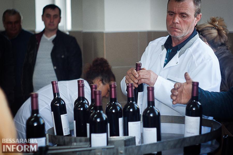 IMG_0303 Эпохальное событие для Измаильского р-на: в Каменке открыли первую линию розлива вин