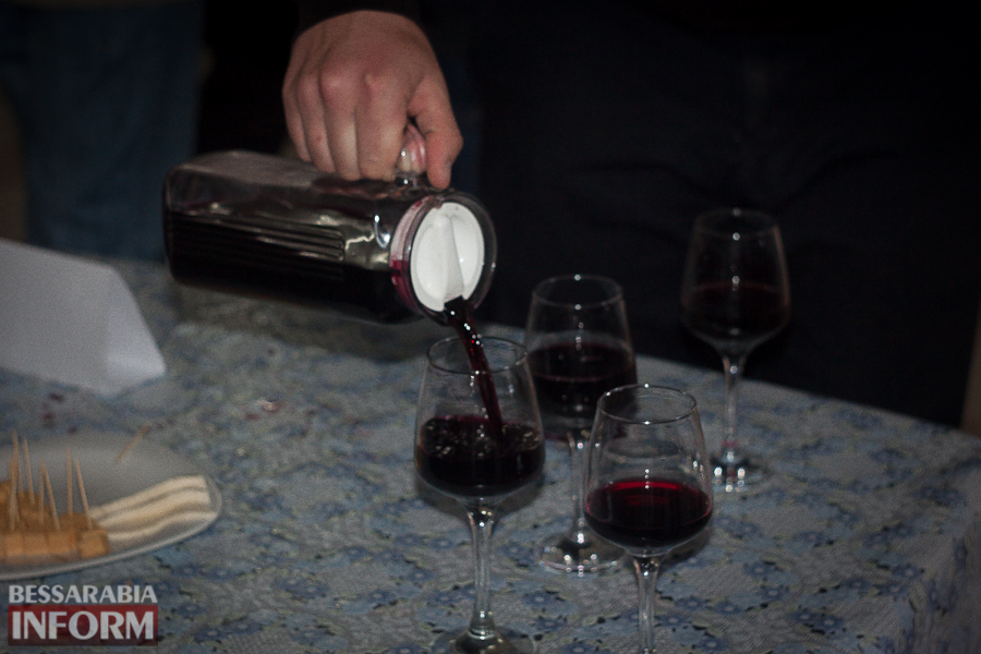 IMG_0345 Эпохальное событие для Измаильского р-на: в Каменке открыли первую линию розлива вин