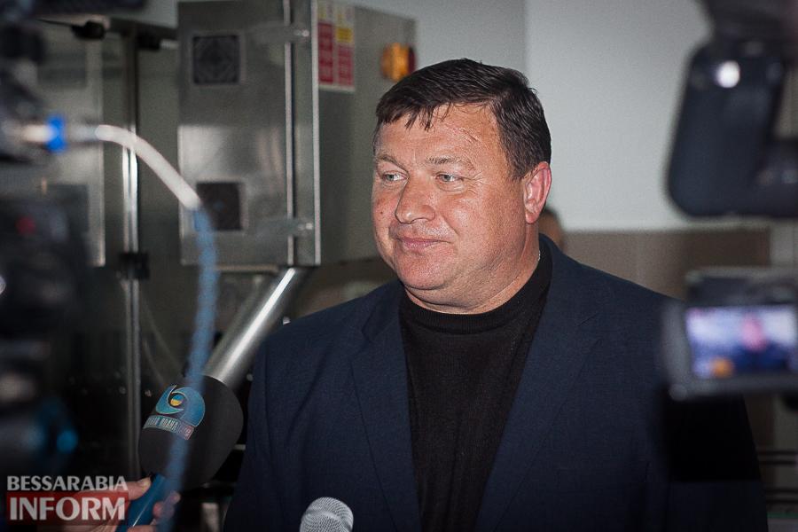 IMG_0347 Эпохальное событие для Измаильского р-на: в Каменке открыли первую линию розлива вин