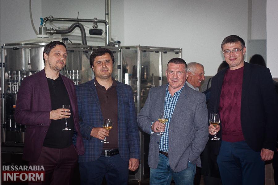 IMG_0349 Эпохальное событие для Измаильского р-на: в Каменке открыли первую линию розлива вин