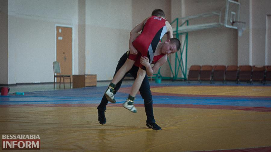 IMG_0409 В Измаильском районе прошел крупный Международный турнир по вольной борьбе