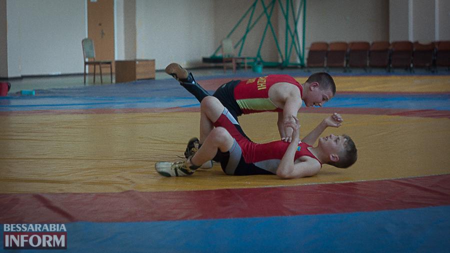IMG_0410 В Измаильском районе прошел крупный Международный турнир по вольной борьбе