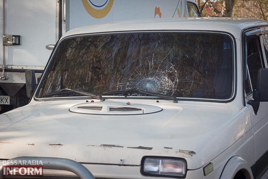 IMG_0424 Еще одно ДТП в Измаиле: на проспекте Суворова сбили велосипедиста