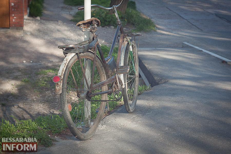Еще одно ДТП в Измаиле: на проспекте Суворова сбили велосипедиста
