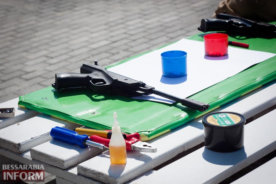 IMG_8527 Стрельба в Измаиле: 28 жителей города взяли в руки пневматы