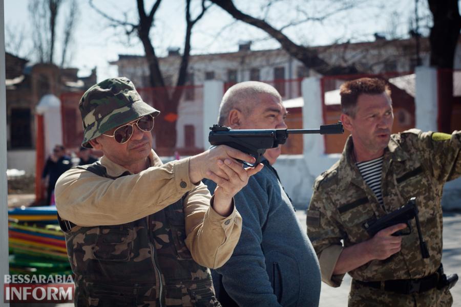 IMG_8536 Стрельба в Измаиле: 28 жителей города взяли в руки пневматы
