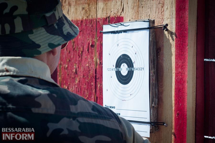 Стрельба в Измаиле: 28 жителей города взяли в руки пневматы