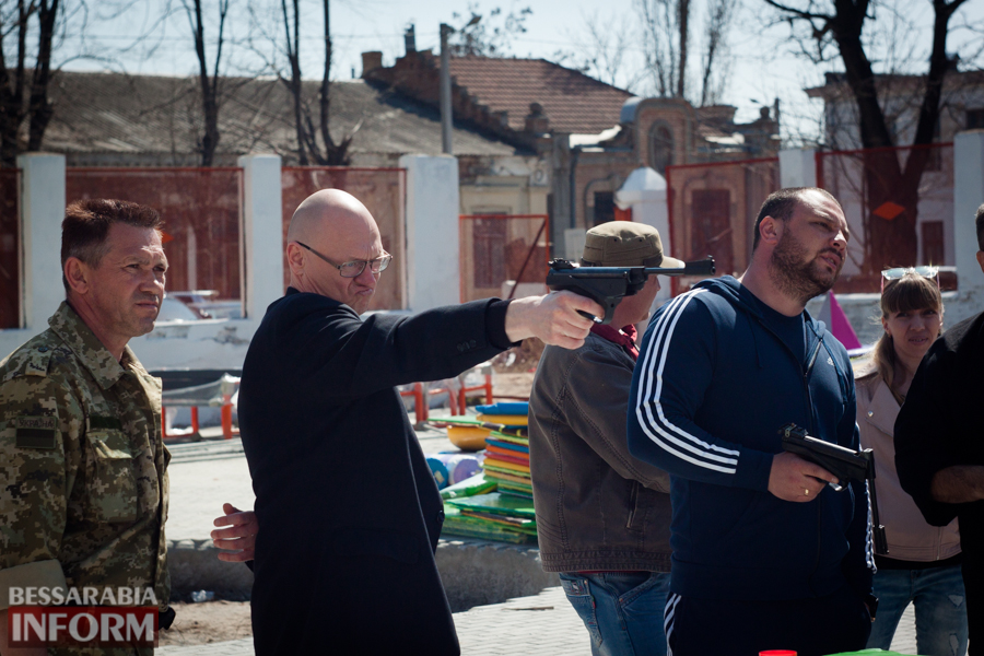 IMG_8570 Стрельба в Измаиле: 28 жителей города взяли в руки пневматы