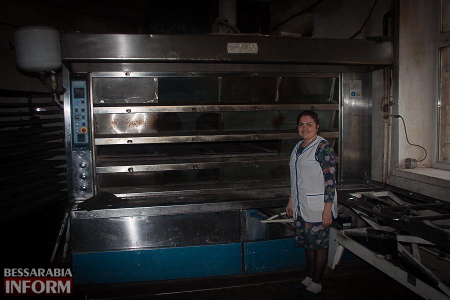 IMG_8821 Неделя до Пасхи: как в Измаиле пекут куличи на одном из крупнейших хлебокомбинатов