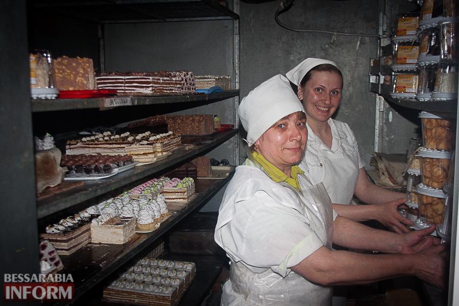 IMG_8845 Неделя до Пасхи: как в Измаиле пекут куличи на одном из крупнейших хлебокомбинатов