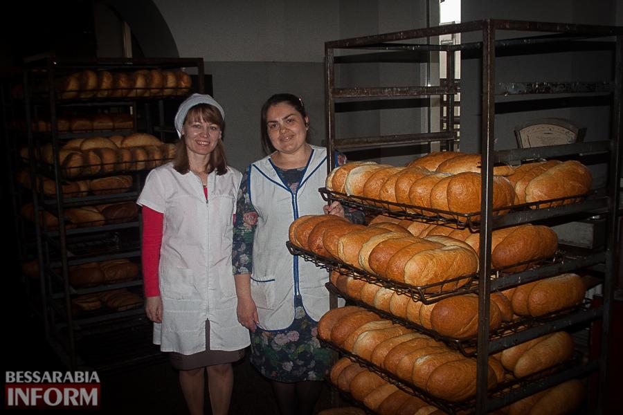 IMG_8855 Неделя до Пасхи: как в Измаиле пекут куличи на одном из крупнейших хлебокомбинатов
