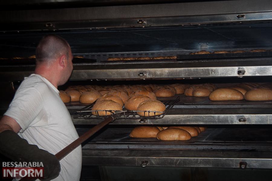 IMG_8977 Неделя до Пасхи: как в Измаиле пекут куличи на одном из крупнейших хлебокомбинатов