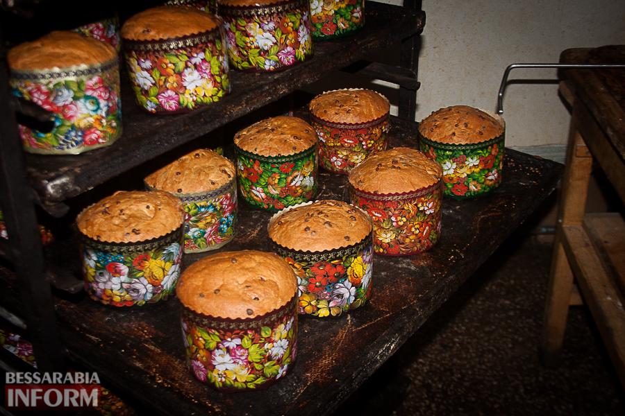 IMG_8991 Неделя до Пасхи: как в Измаиле пекут куличи на одном из крупнейших хлебокомбинатов
