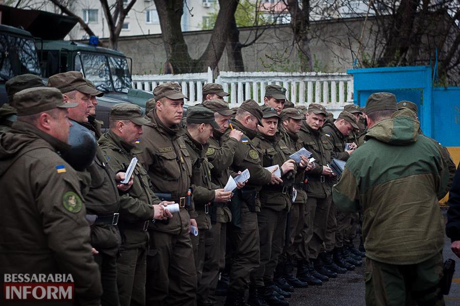 IMG_9036 Измаил будут патрулировать силы Нацгвардии совместно с полицейскими