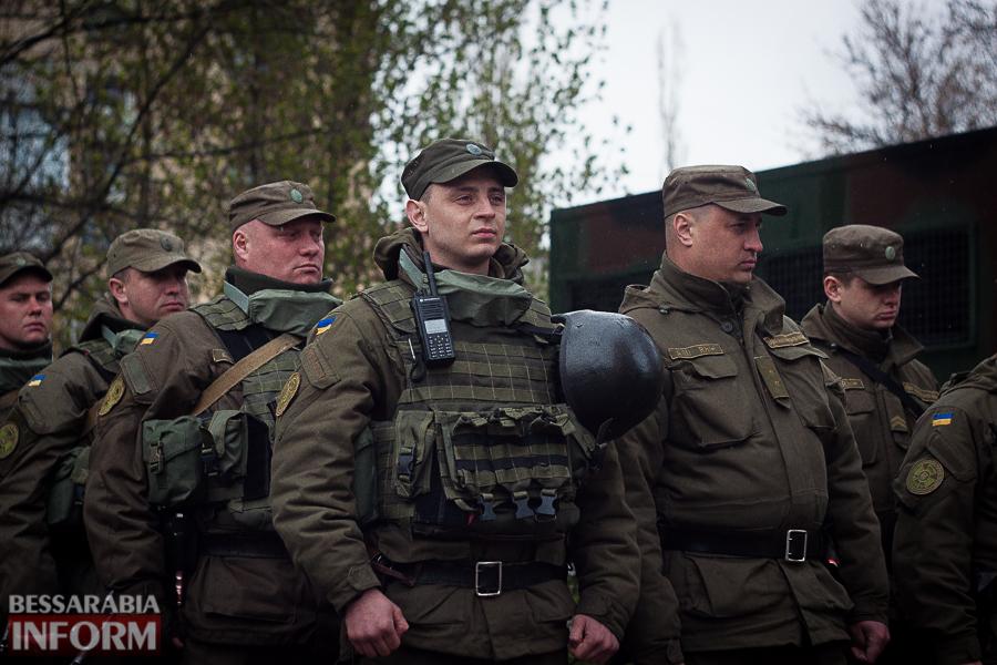 IMG_9047 Измаил будут патрулировать силы Нацгвардии совместно с полицейскими