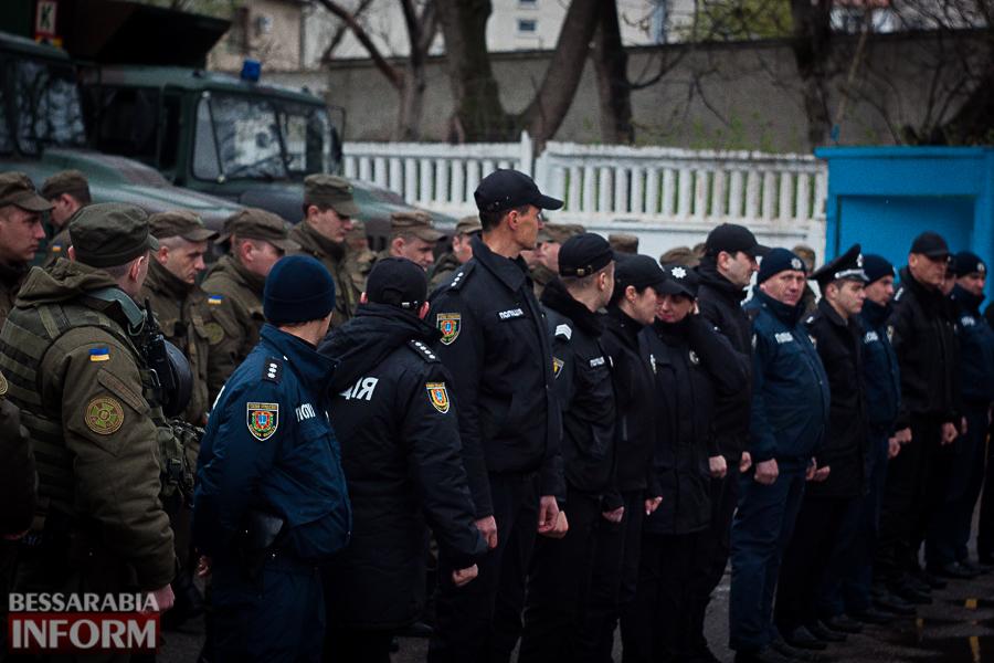 IMG_9051 Измаил будут патрулировать силы Нацгвардии совместно с полицейскими
