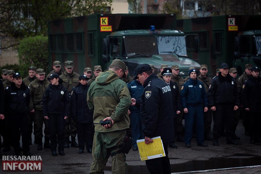 IMG_9058 Измаил будут патрулировать силы Нацгвардии совместно с полицейскими