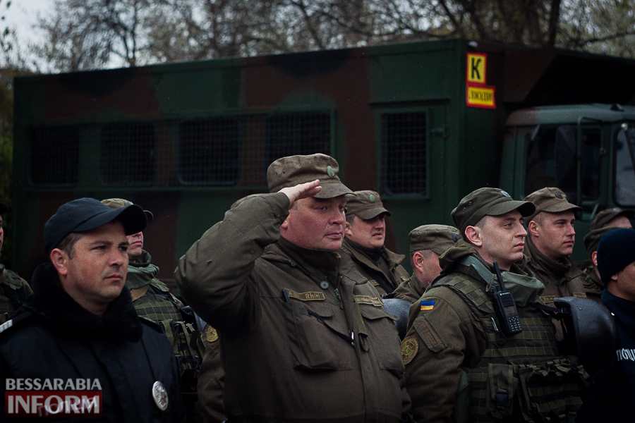 IMG_9059 Измаил будут патрулировать силы Нацгвардии совместно с полицейскими