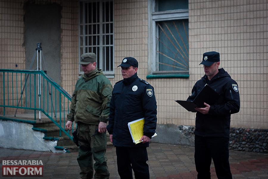 IMG_9060 Измаил будут патрулировать силы Нацгвардии совместно с полицейскими