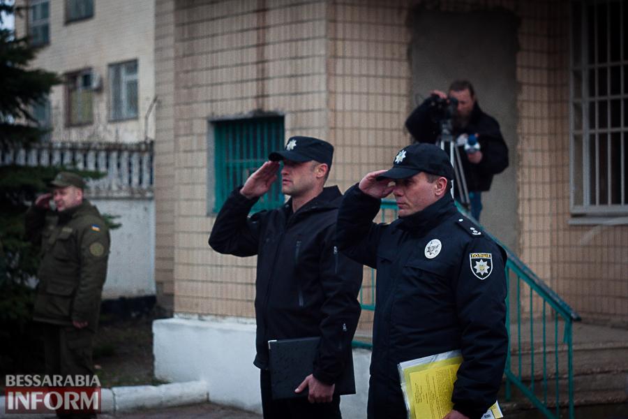 IMG_9076 Измаил будут патрулировать силы Нацгвардии совместно с полицейскими