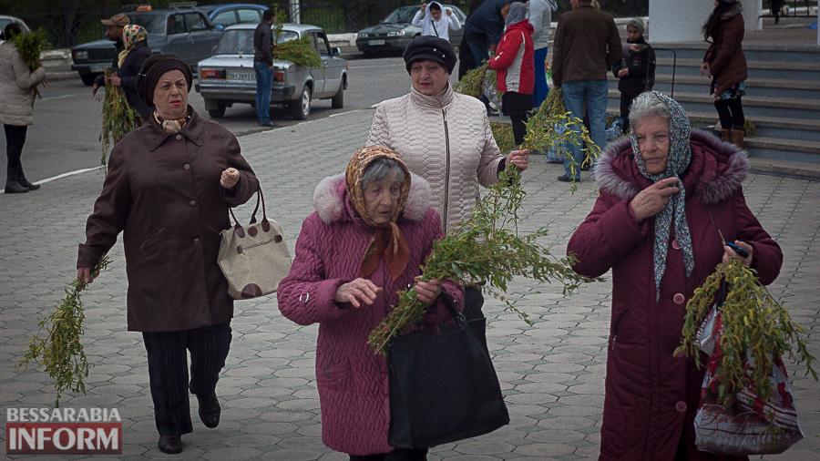 IMG_9142 Жители Бессарабии празднуют сегодня Вербное воскресенье