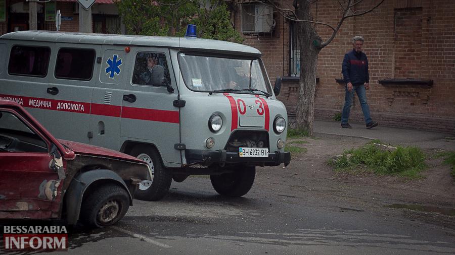 IMG_9174 В Измаиле в результате утреннего ДТП пострадали два человека