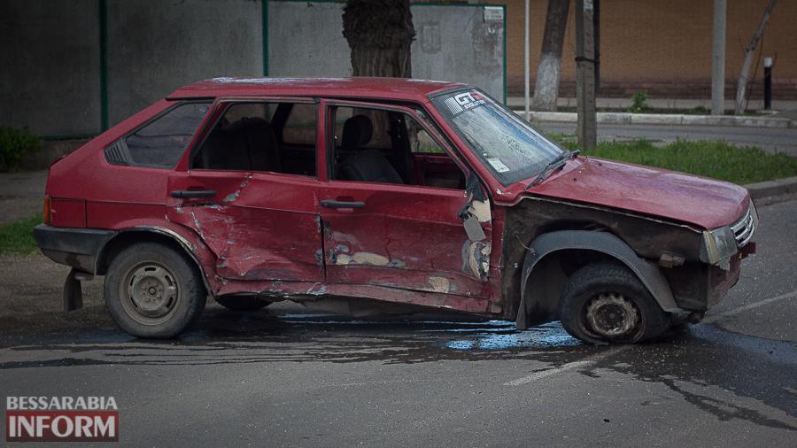 IMG_9178 В Измаиле в результате утреннего ДТП пострадали два человека