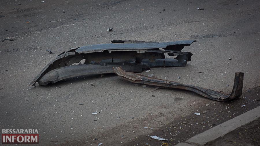 IMG_9180 В Измаиле в результате утреннего ДТП пострадали два человека