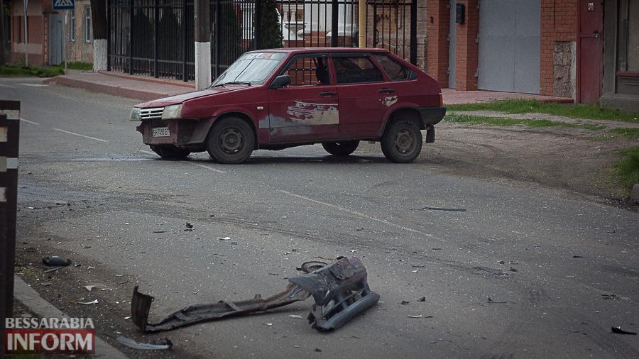 IMG_9181 В Измаиле в результате утреннего ДТП пострадали два человека
