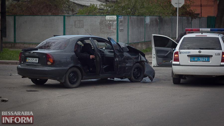 IMG_9182 В Измаиле в результате утреннего ДТП пострадали два человека