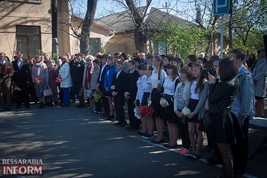 IMG_9237 Измаил почтил память жертв фашистских концлагерей