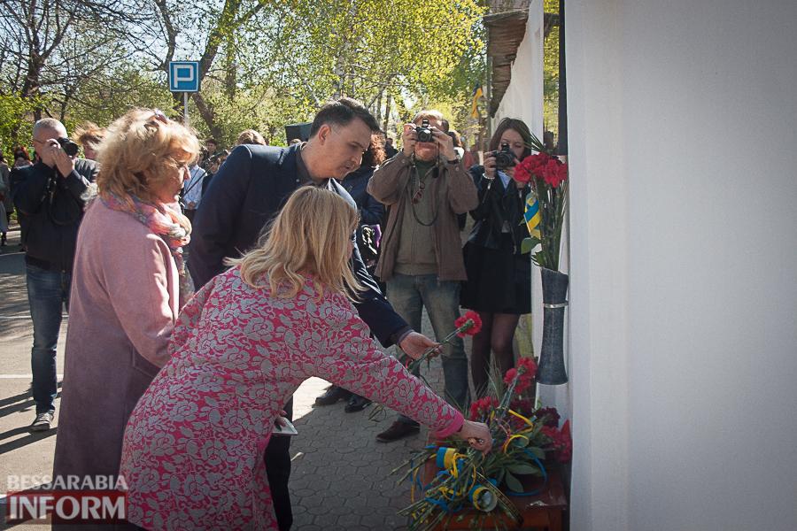 IMG_9259 Измаил почтил память жертв фашистских концлагерей