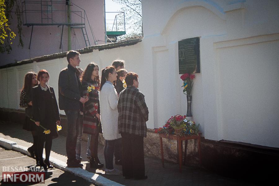 Измаил почтил память жертв фашистских концлагерей