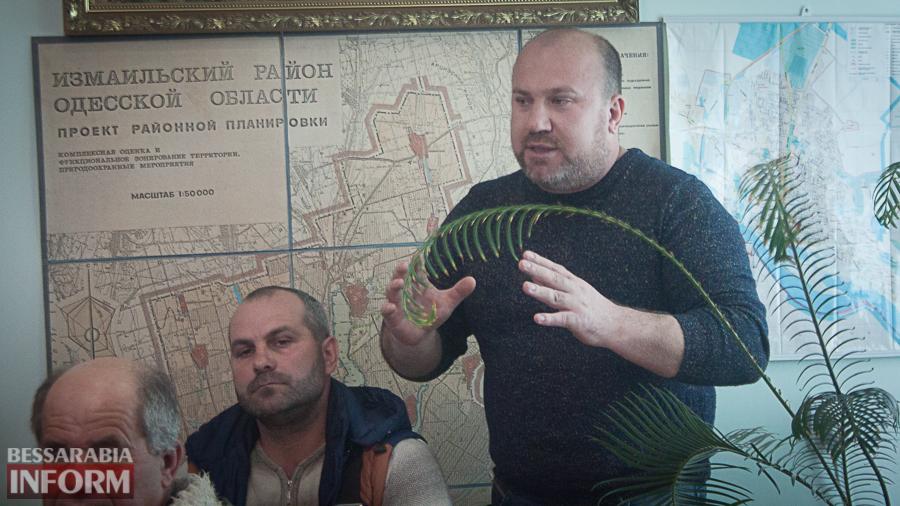 Измаильский р-н: в Озерном - новый переворот?
