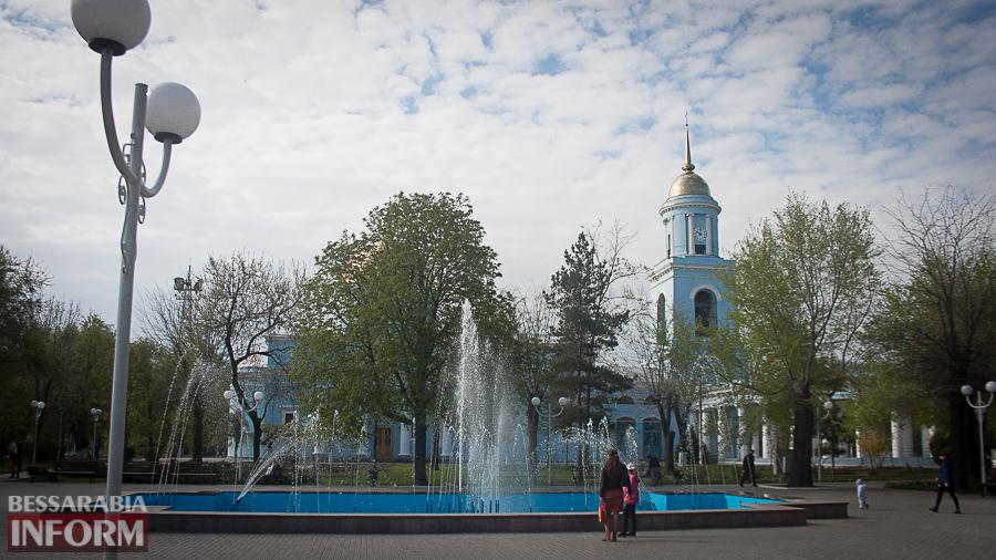 IMG_9613-2 Праздничное настроение: в Измаиле запустили фонтаны